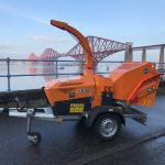 woodchipper hire