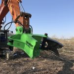 OMEF 400 Tree-Shear for sale Scotland, UK