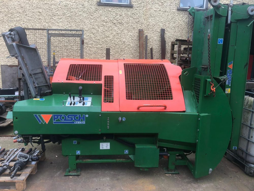Posch 350 Firewood Processor for sale
