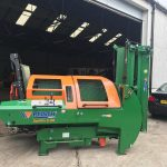 Used Posch Spaltfix S-360 for sale,Scotland, UK
