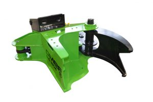 OMEF 300 tree shear for sale Scotland, UK