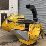 Used Schliesing 550 ZX Premier PTO wood chipper for sale, Scotland, UK