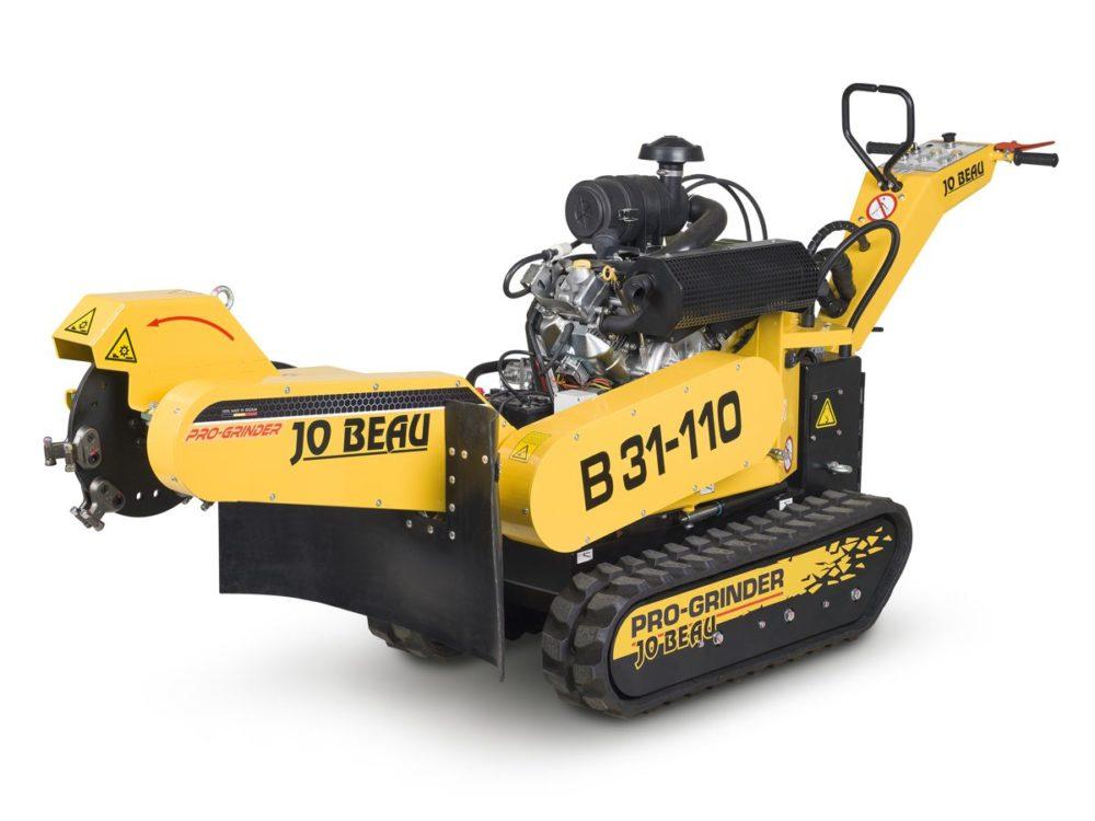 Jo Beau B31-110 stump grinder uk