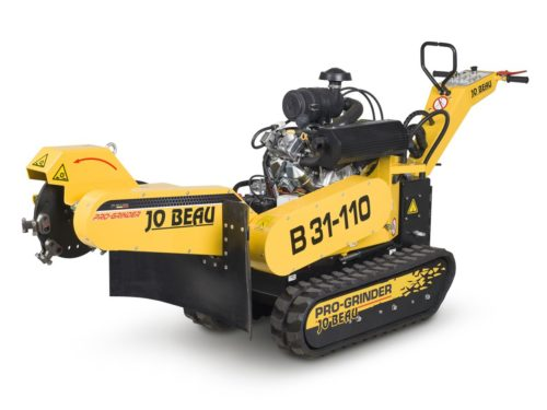 Jo Beau B31-110 stump grinder uk