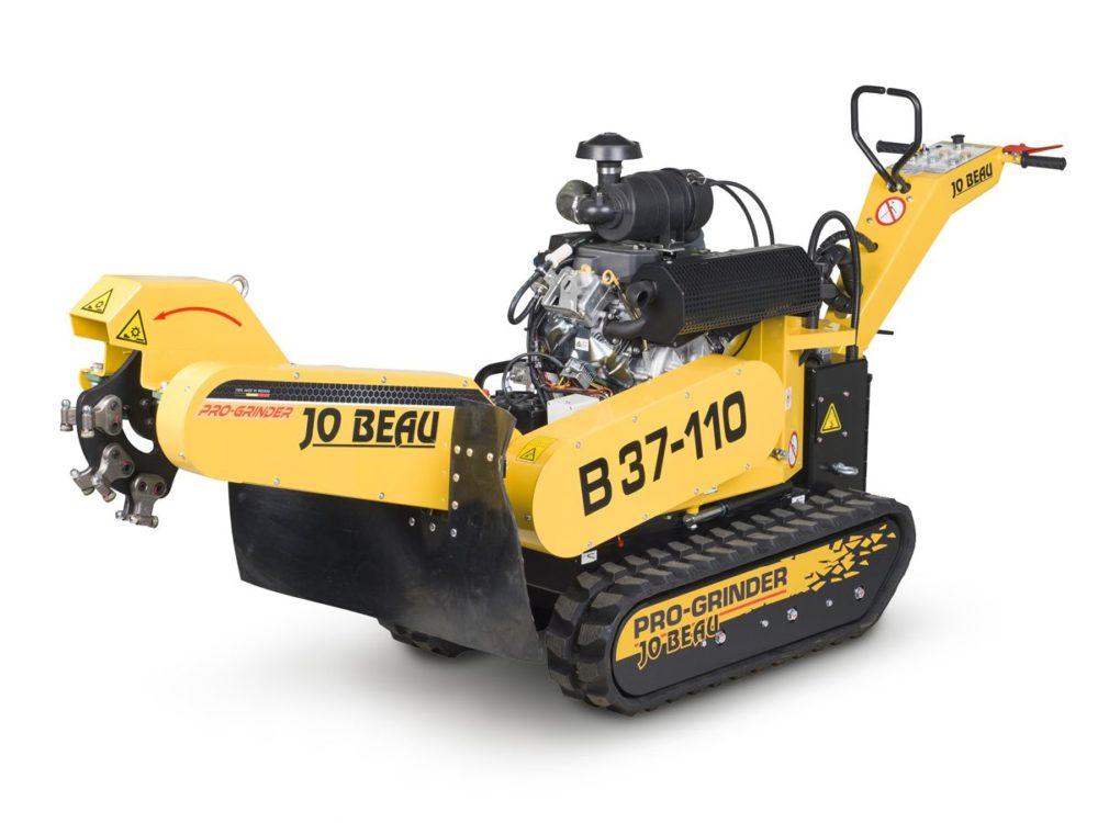 Jo Beau b37-11- stump grinder uk