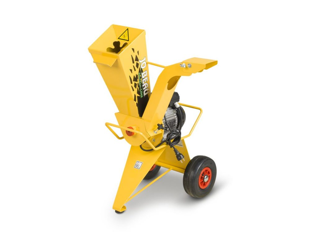 Jo Beau E100 garden wood chipper uk