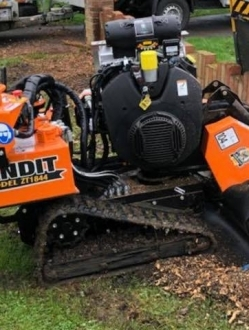 Bandit ZT Stump Grinder