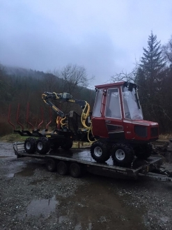 Alstor 821 mini forwarder