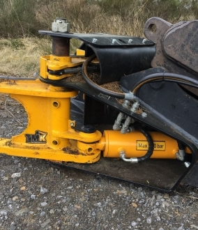 TMK 300 Tree Shear