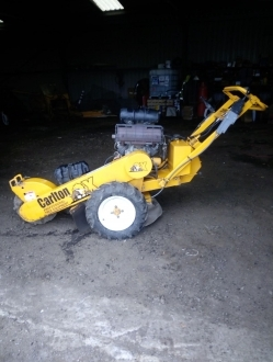 Carlton 2010 Stump Grinder