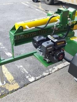 Pro Arc Log Splitter