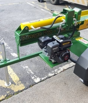 Pro Arc Road Tow Log Splitter