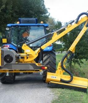 Femac DOC 302 Side Arm Flail (3.5-4.5T Tractors)