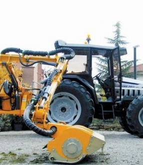 Femac DOC 400 Side Arm Flail (4.5-5.0T Tractors)