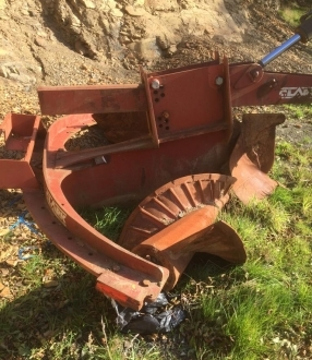 Clark Forestry Plough