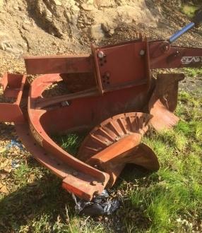 Clark Forestry Plough