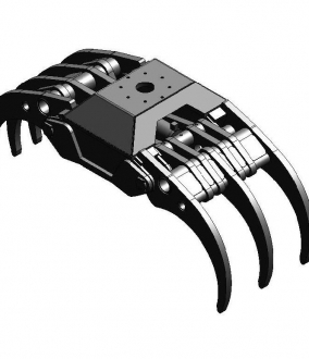 Intermercato GX 55-50 Universal Grab