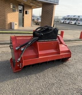 Awhi Fixed Tooth Mulcher