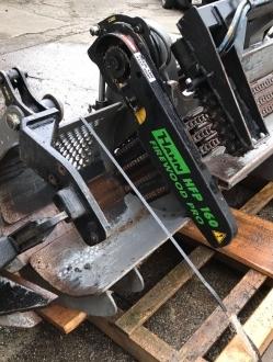 Hahn HFP160 Firewood Pro