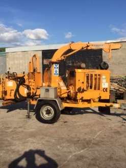 Bandit 150XP 12″ Chipper For Hire