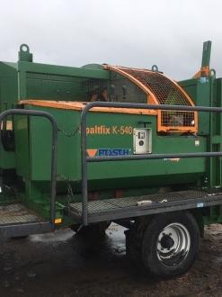 Posch 540 -Firewood Processor