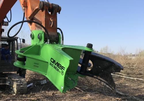 OMEF 400 Tree-Shear for sale Scotland, UK