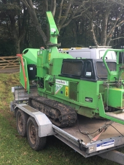 Wood Chippers Wood Shredder And Wood Chippers For Sale F Amp F