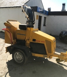 Schleizing 235MX Chipper