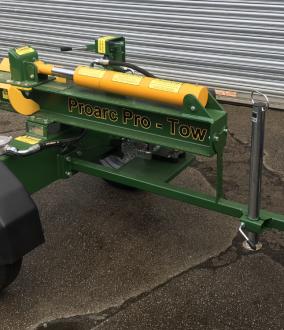 Pro Arc Road Tow Log Splitter