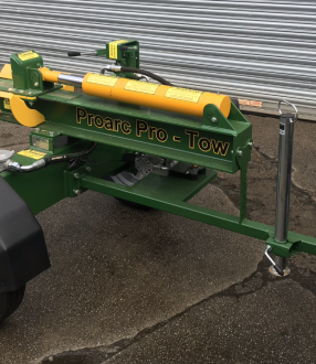 Pro Arc Road Tow Log Splitter Hire