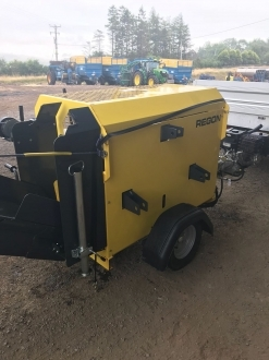 Regon R1 Road Towable Firewood Processor