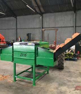 Kindling Machine Hire – EHS Autochop 300