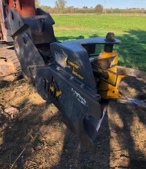 Used TMK 300 Tree Shear with Delimber