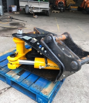 Used TMK 300 Tree Shear