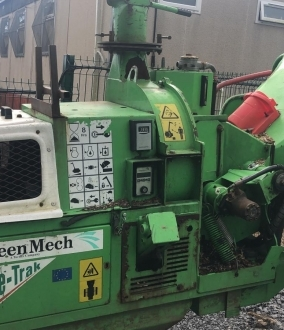 Greenmech Chipper