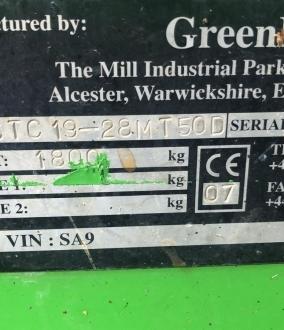 Green Mech Chipper