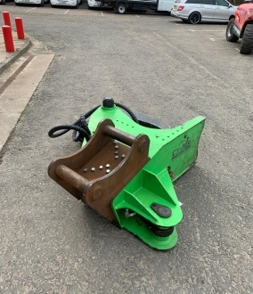Used Omef 400 Tree Shear