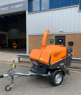 NEW Jensen A540 Turn Table Chipper