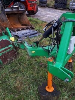 Continuous Forestry Mounder