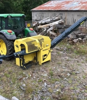 Firewood Processor Hire – Regon R2
