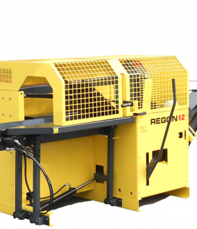 Regon R2 Firewood Processor