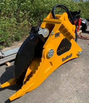 Terra Tech Stump Shear