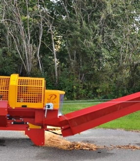 Duun Firewood Processor VM370