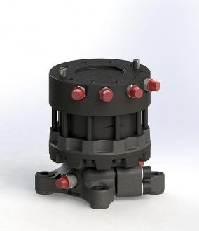 Baltrotors GR55FF Rotator