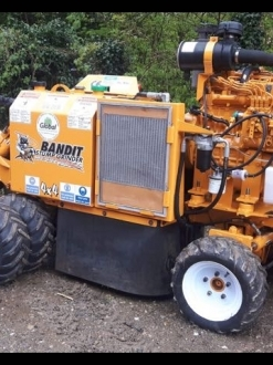 Bandit 2550 Stump Grinder