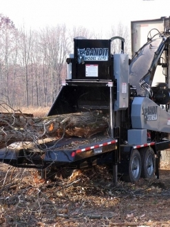 2290XP – 20″ Drum Chipper