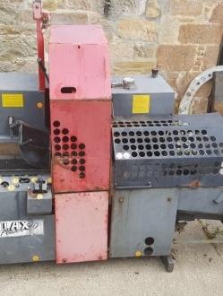 Palax 70s Firewood Processor